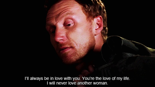 Owen Hunt, everyone. hotness personified.