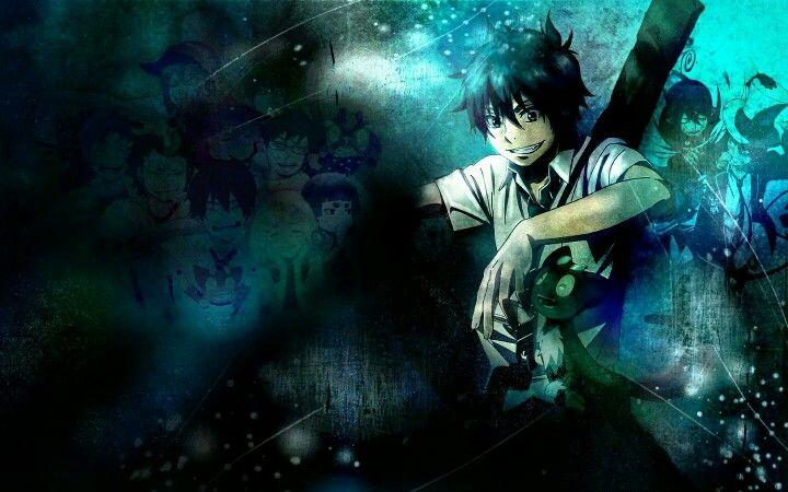 Si te sientes solo alguna vez, piensa en Rin Okumura, él es un demonio rodeado de exorcistas...