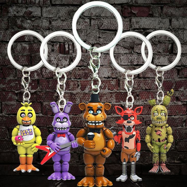 Cheap action figure, Buy Quality pvc action figure directly from China figure action Suppliers: New 8pcs/lot FNAF PVC Action Figures Five Nights At Freddy's Freddy Fazbear Foxy Dolls Toys Children   Gift For New Year