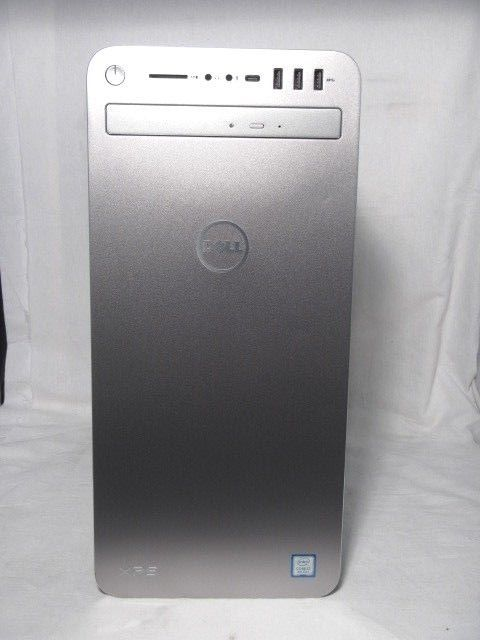 Dell XPS 8930 Tower Computer i7-8700K 3 7Ghz 6-Core 16GB