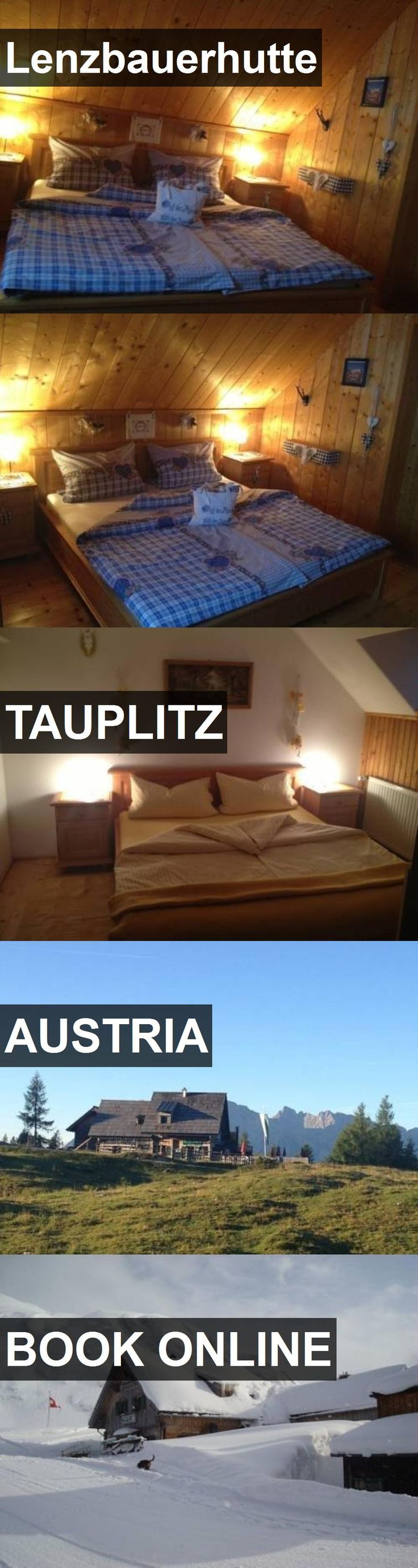 Hotel Lenzbauerhutte in Tauplitz, Austria. For more information, photos, reviews and best prices please follow the link. #Austria #Tauplitz #travel #vacation #hotel