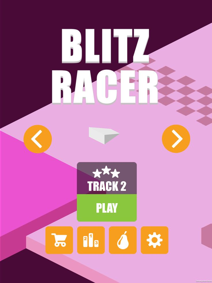 Blitz Racer Version 2 - Track 2 http://www.pearfiction.com https://itunes.apple.com/ca/app/blitz-racer/id939439952?mt=8