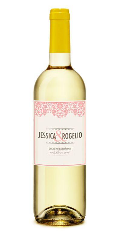 Boda Cute | Botellas Personales - Vinos y Licores Personalizados - Regalos México