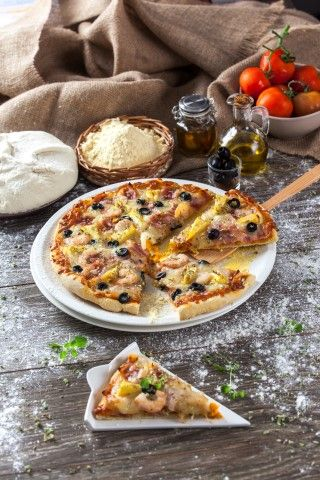 317 best robot de cozinha receitas mycook bimby yammi images on pinterest baking center - Pizza mycook ...