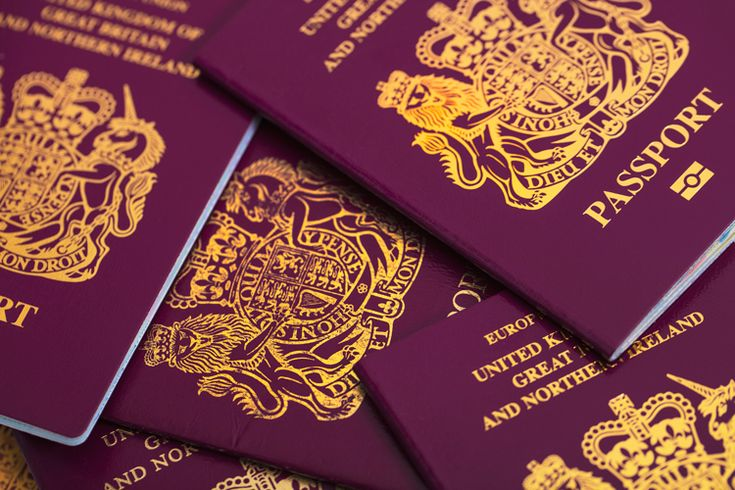 The Government's Home Office has put out a call for a new British passport design set to launch in 2019, the same year the UK will leave the European Union.