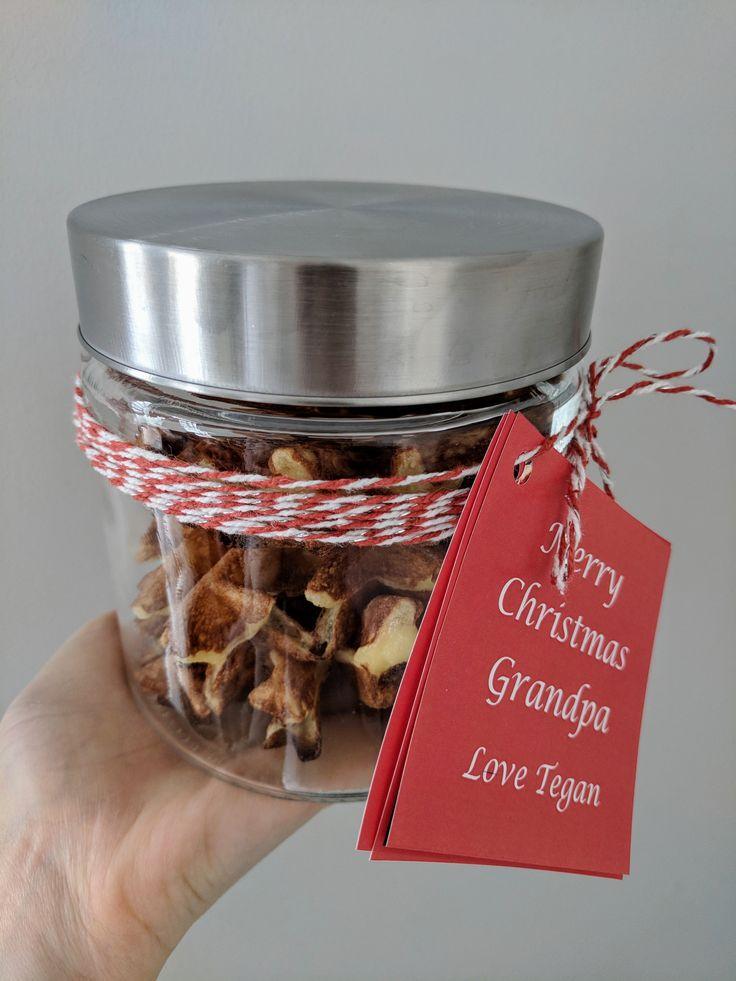 Mini Waffles - Christmas Gifts
