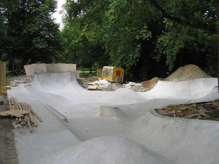 Backyard Skatepark Ideas : 1000+ images about DIY spot skate on Pinterest  Backyards, San jose