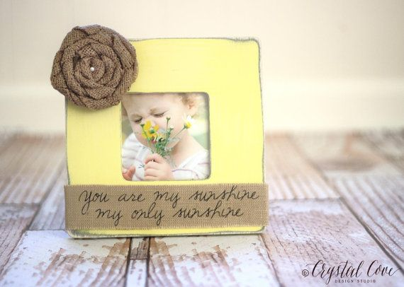 Christening Baptism Baby Gift GIRL Custom Personalized Picture Frame Birth Baby Shower First Birthday