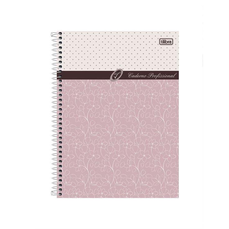 Caderno da Secretária 100 Folhas Tilibra | Staples® - JeitoCerto