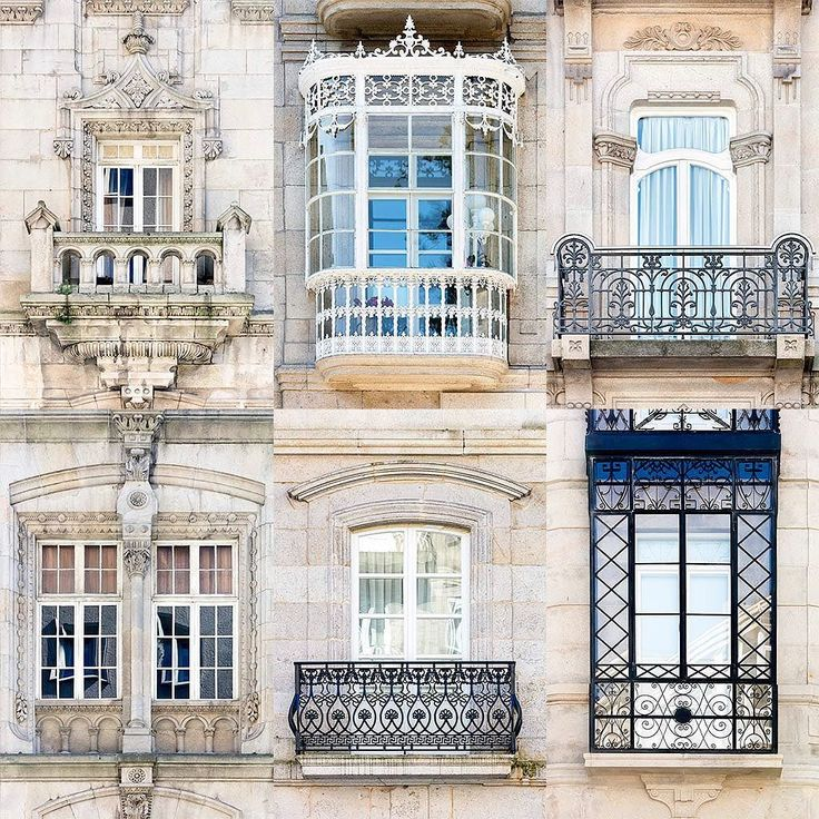 Windows of the World - Vigo Spain #spain #vigo