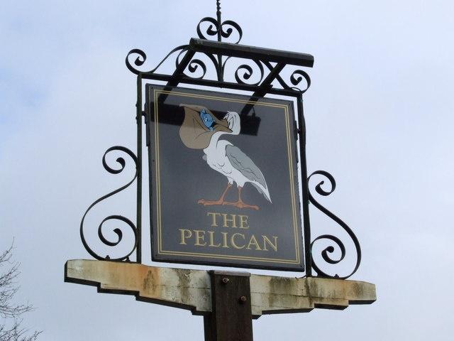 The Pelican, Tacolneston's pub.