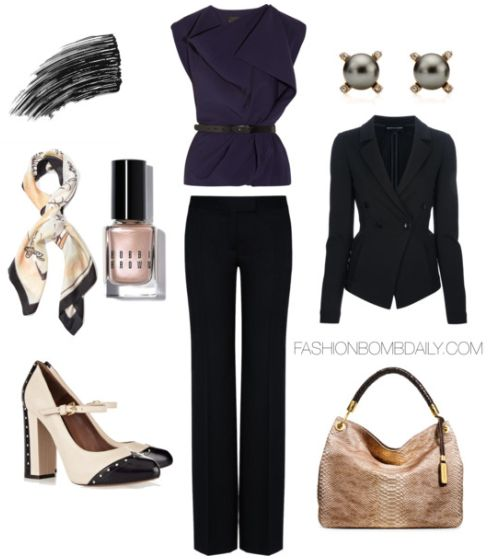 Style Inspiration: What to Wear in a Conservative Work Environment