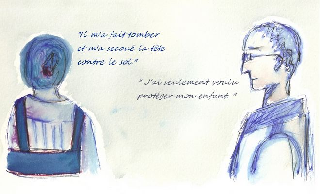 Comparution immédiate en Essonne : « il a fait une clef de bras par réflexe »