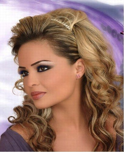Maquillage libanais 14