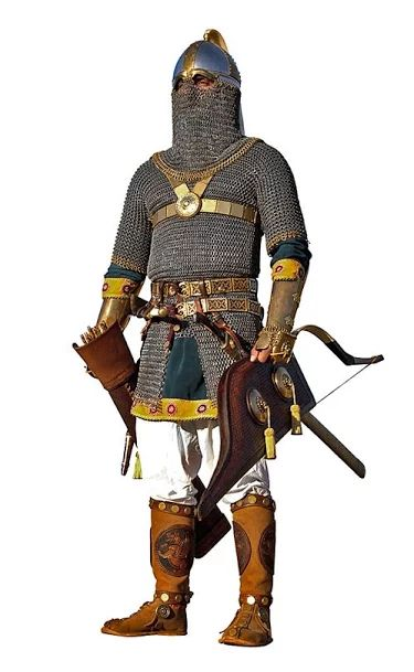 Persian Sassanid (200AD to 600AD)
