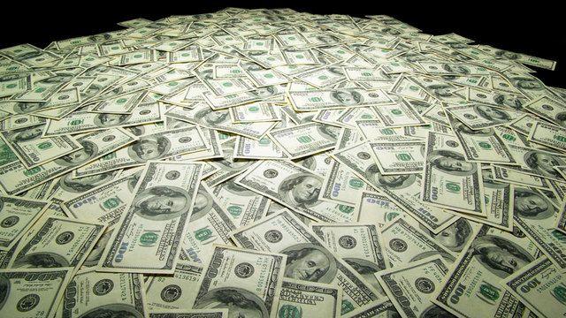廃れる現金払い、減るドル札印刷