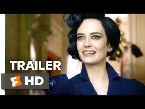Miss Peregrine's Home for Peculiar Children Official Trailer #1 (2016) - Eva Green Movie HD - YouTube
