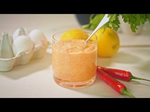 Chilimajoneesi - Turvallisemman ruoan puolesta