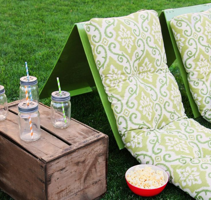 Best 25 Outdoor cinema ideas on Pinterest Backyard movie screen