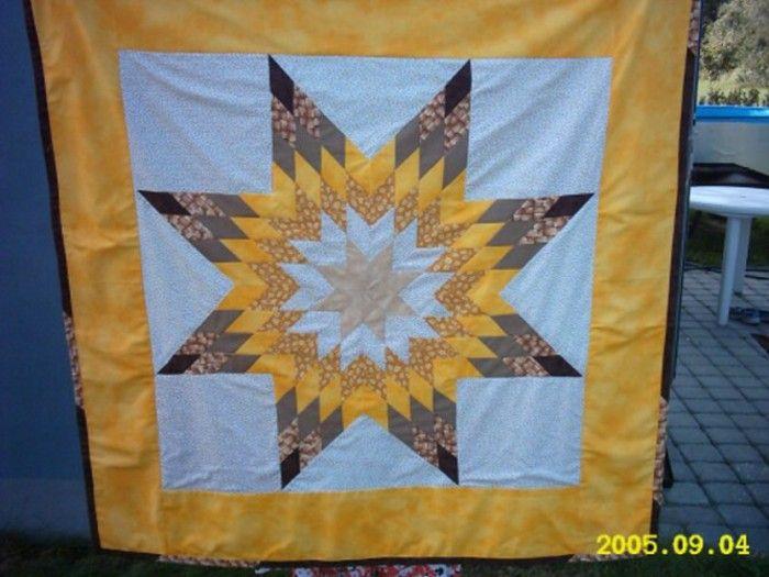 První Ubrus Lone star