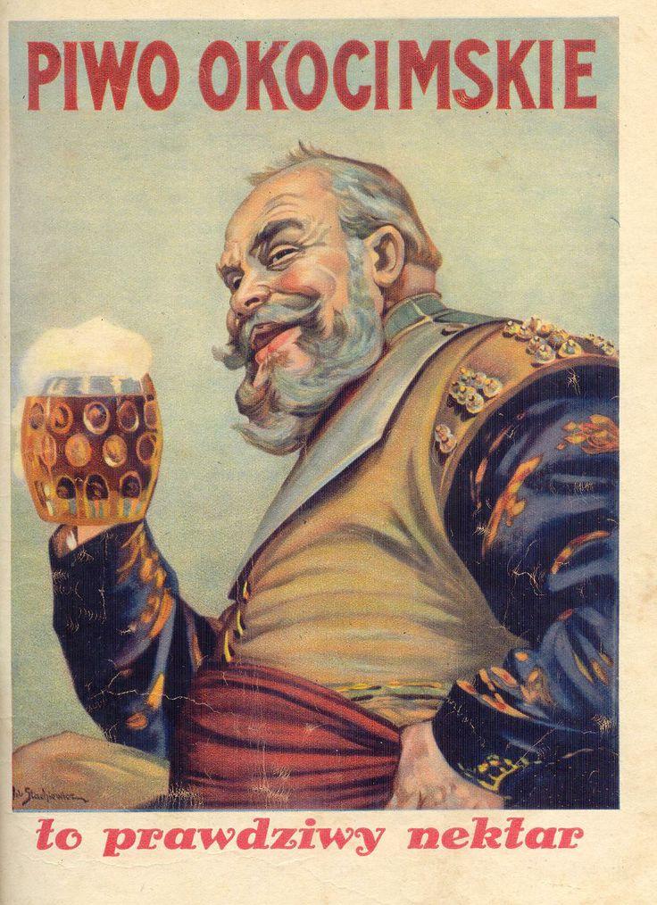 Okocim beer ad