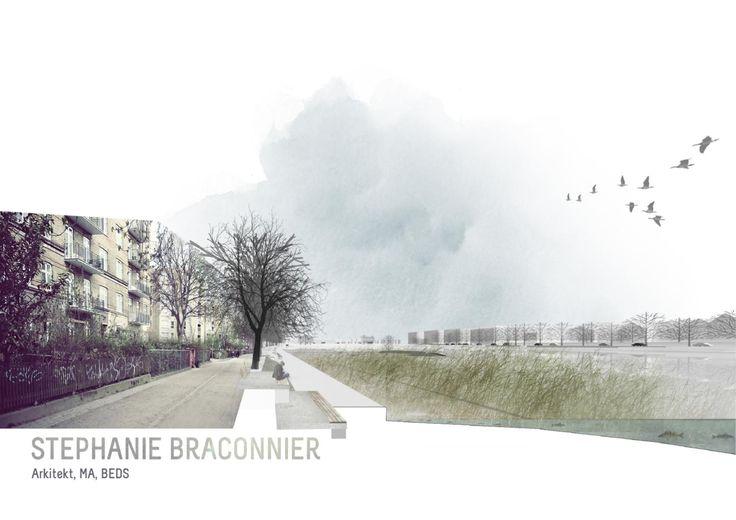 Stephanie Braconnier Architecture Portfolio - B  A second version of my portfolio.