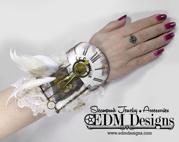 EDM Designs and Half Street Studio steampunk design collaboration