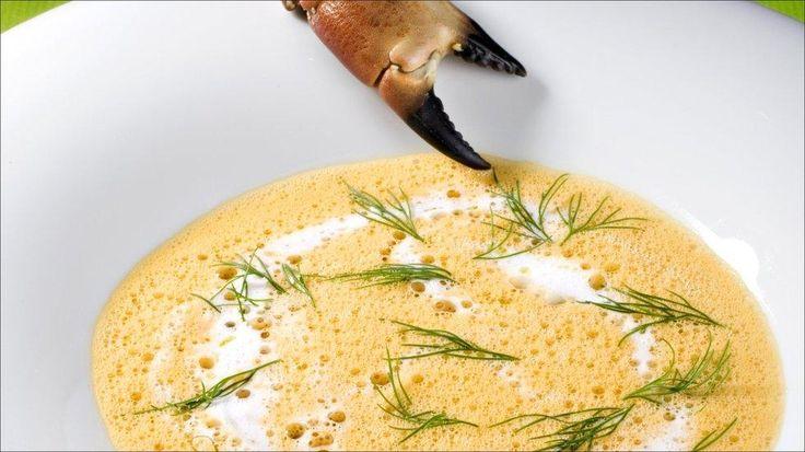 Dagens - Krabbesuppe - Godt.no - Finn noe godt å spise