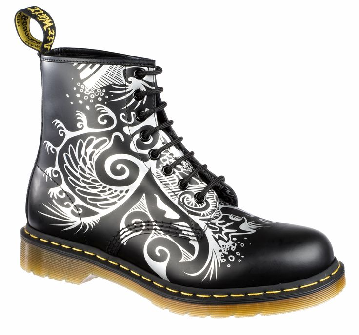 from drmartens.com · Customised Dr. Marten 1460 Boot