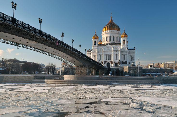 Moscou: um giro pelas melhores atrações da capital da Rússia - Catedral de Cristo Salvador