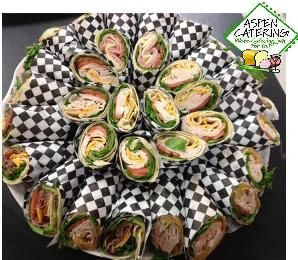 Superbe Sandwich Trays The Office Catering Must Have! Wraps, Signature Sandwiches  And More!