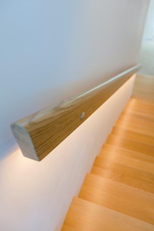die besten 25 treppenhandlauf ideen auf pinterest steel. Black Bedroom Furniture Sets. Home Design Ideas