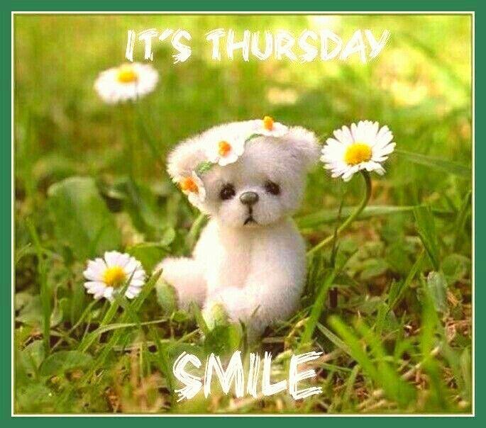 It's Thursday Smile