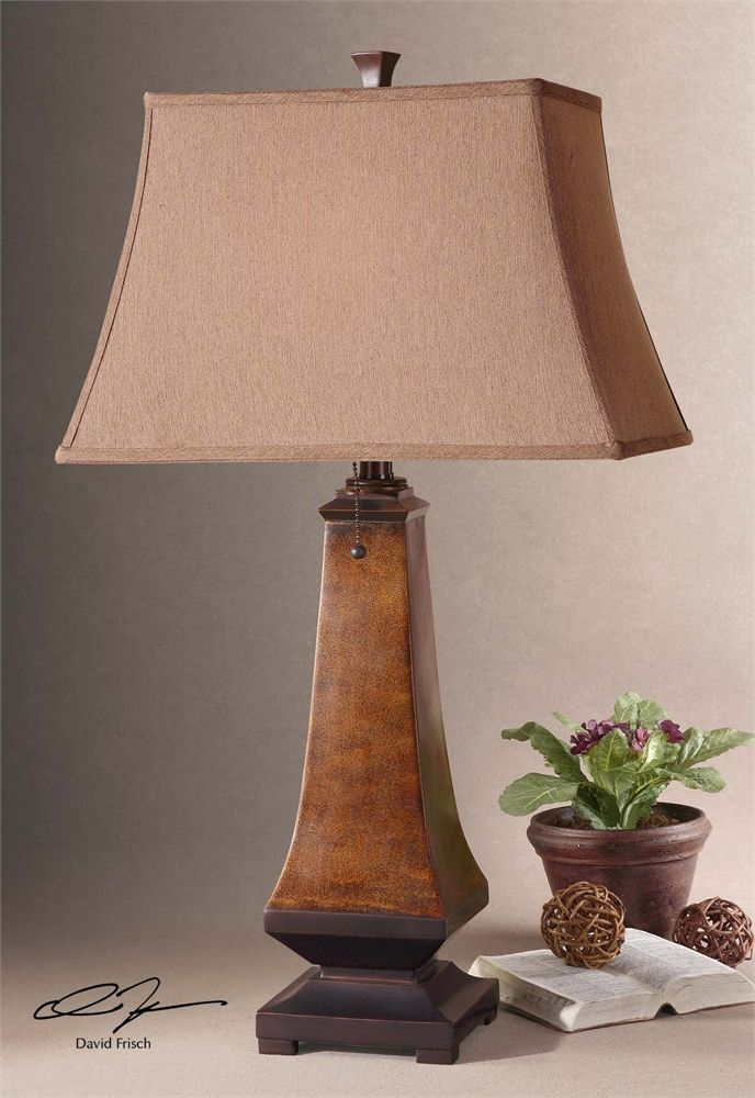 rustic table lamps lamp living room amazon for cabins