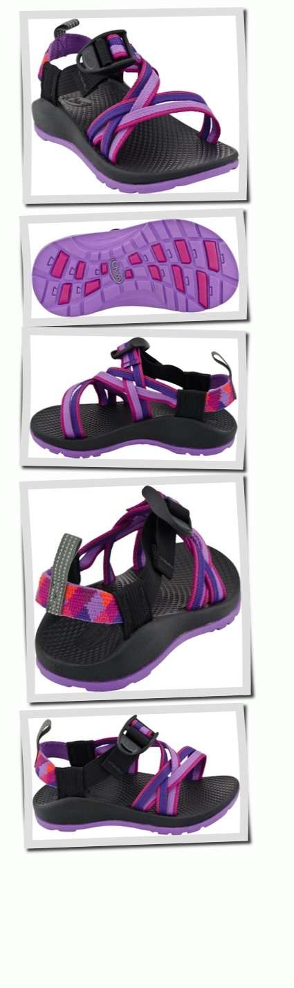 Great kid's sandal - Chaco ZX1 Kids Ecotread from www.planetshoes.com