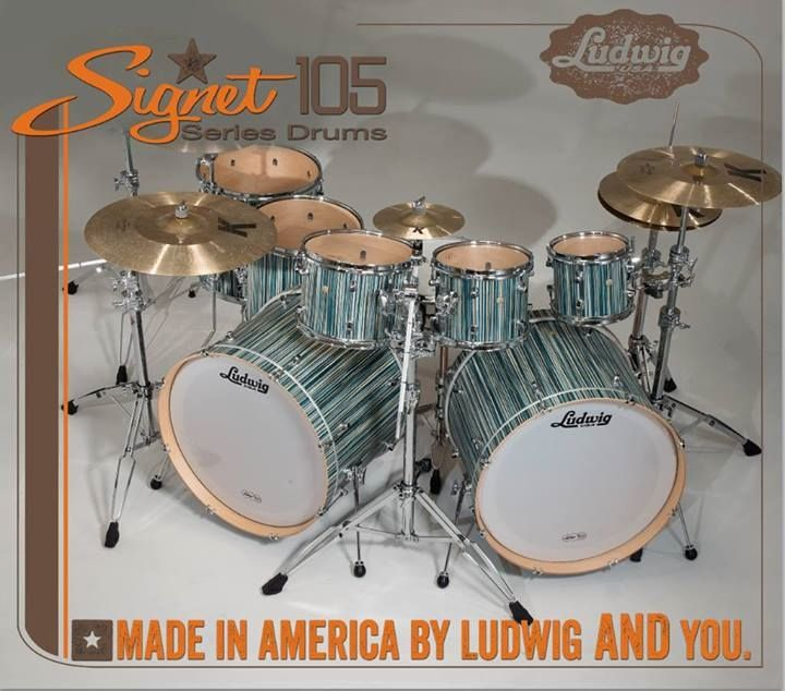Pin by Bryan Donahue on Cool drum sets | Pinterest