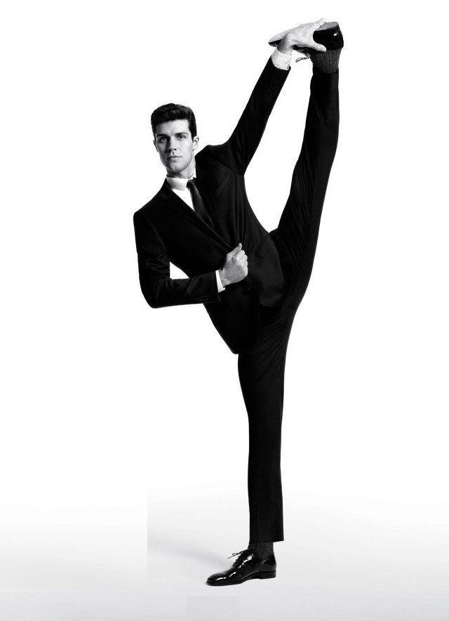 Roberto Bolle Fantastic Man #RobertoBolle #ballet