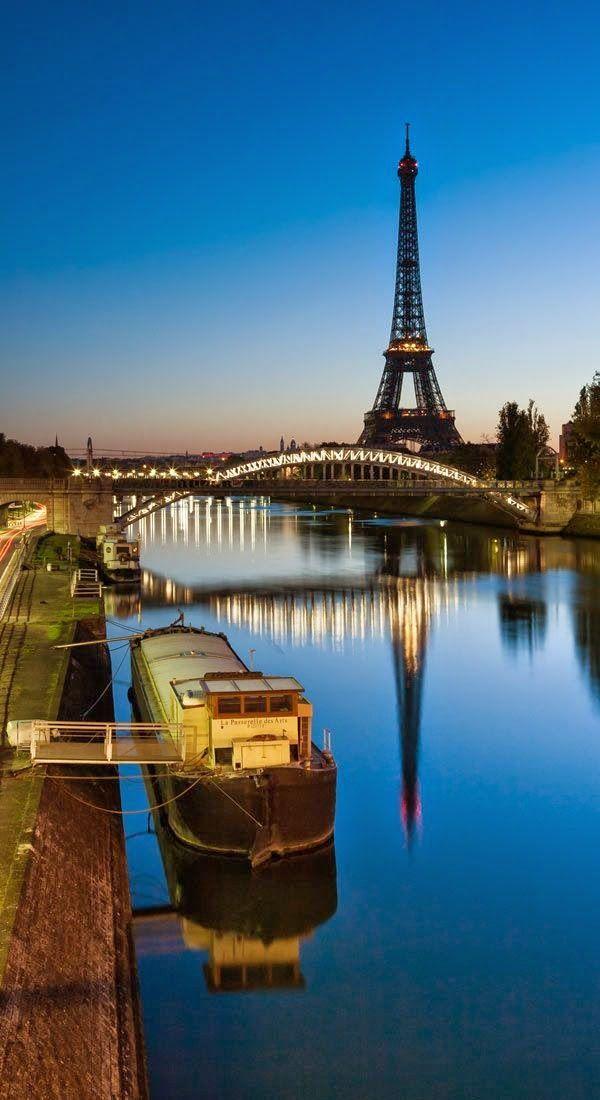 It is a Beautiful Paris, France