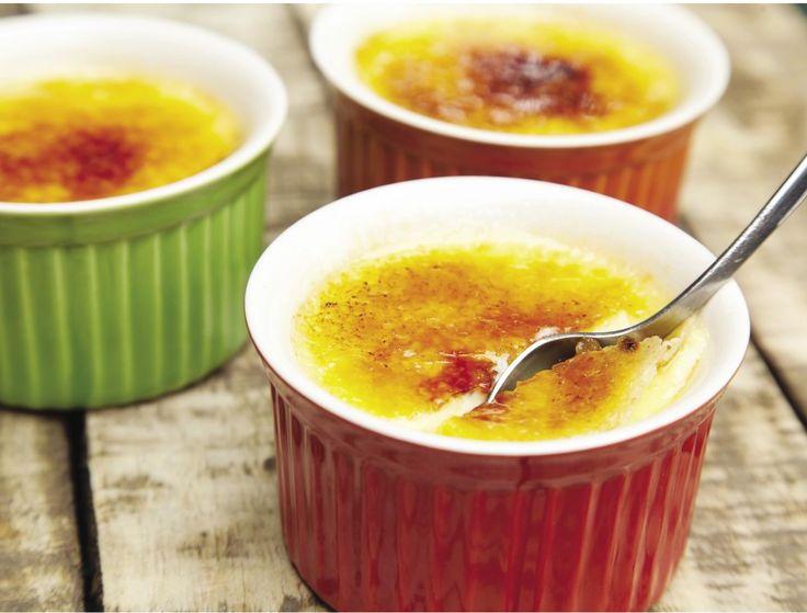 Resep | Crème brûlée (Karla Janse van Vuuren)