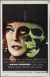 Dead Ringer (1964) Poster