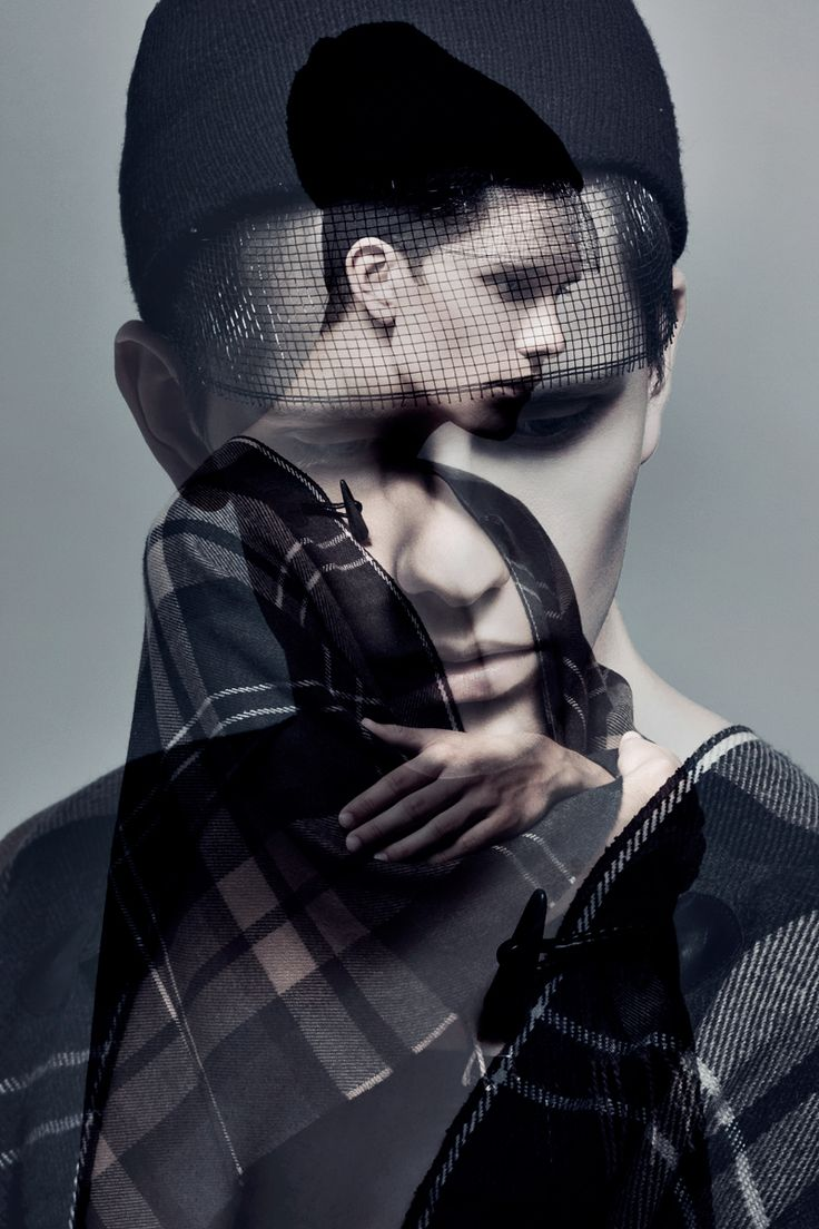 Marcel Makaruk in Jaded by Krzysztof Waszak for Fashionisto Exclusive