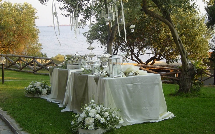 Romantic weddings in Halkidiki  http://www.eaglespalace.gr/weddings-events-ceremonies.php