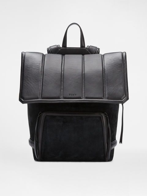 DKNY Oversized Backpack Black