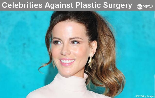 In a world where celebrities try to hold back time with Botox and more, Hollywood stars who choose to age gracefully make headlines. Slideshow: http://abcn.ws/124Zgum
