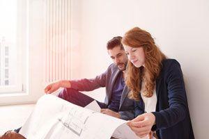 Architektenhäuser: Stilvoll modernisierter Altbau