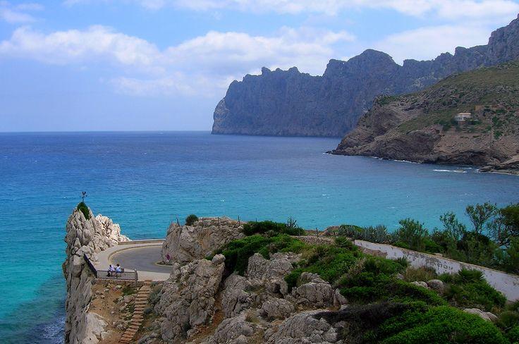 Cala san  vicente/Mallorca(España)