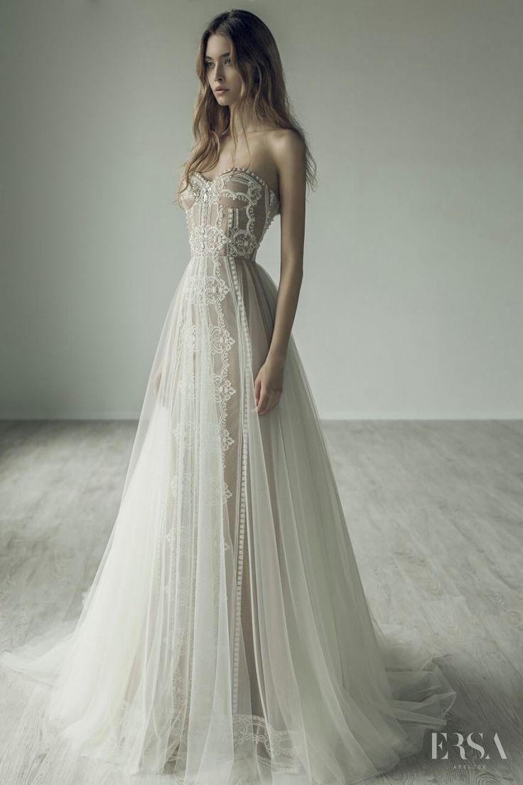 Ersa Atelier - Wedding Collection- Bridal dress Bita