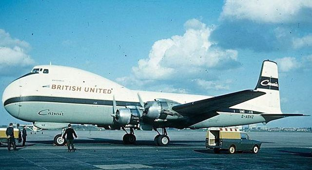 British United - Aviation Traders Carvair. Back in the 1960s, transporting wealthy travellers and their cars was big business. Freddie Laker's Aviation Traders struck upon the idea of converting surplus four-engine Douglas DC-4s into car transporters, with capacity for 25 passengers, loaded at the front.The Carvair first flew in 1961 but the fact that of 21 built, eight were involved in crashes perhaps says everything you need to know about their reliability.