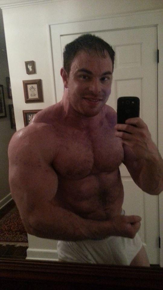 Muscle God Brendan Videos
