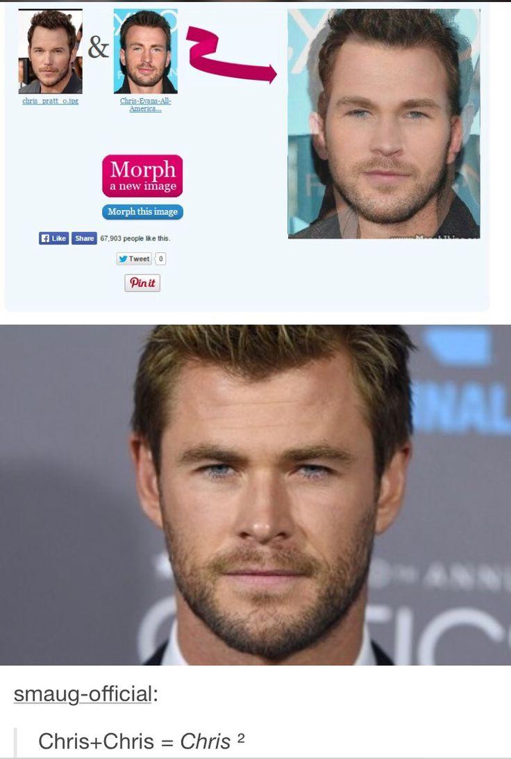 Chris + Chris = Chris